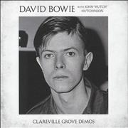 Click here for more info about 'David Bowie - Clareville Grove Demos'