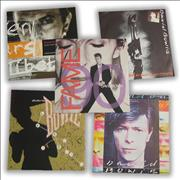 Click here for more info about 'David Bowie - Collection Of 5 x 7