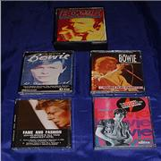Click here for more info about 'David Bowie - Collection Of Compilation Cassettes'