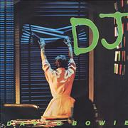 Click here for more info about 'David Bowie - D.J. - P/S'