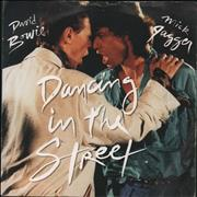 Click here for more info about 'David Bowie - Dancing In The Street - Injection'