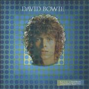 Click here for more info about 'David Bowie - David Bowie - Paul Smith 'Space' Vinyl'