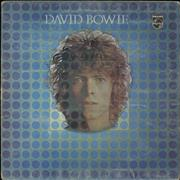 Click here for more info about 'David Bowie - David Bowie - VG'