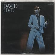 Click here for more info about 'David Live - Sealed'