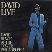 Click here for more info about 'David Live'