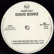 Click here for more info about 'David Bowie - Dead Man Walkin''