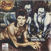 Click here for more info about 'David Bowie - Diamond Dogs - Red Vinyl 45th Anniversary - Sealed'
