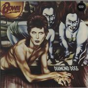 Click here for more info about 'David Bowie - Diamond Dogs - 180gram Vinyl + Sealed'