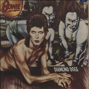 Click here for more info about 'David Bowie - Diamond Dogs - EX'