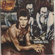 Click here for more info about 'David Bowie - Diamond Dogs - 1st - Interpak Sleeve - VG'