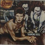 Click here for more info about 'David Bowie - Diamond Dogs - 1st'