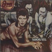 Click here for more info about 'David Bowie - Diamond Dogs - 3rd'