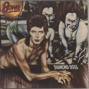 Click here for more info about 'David Bowie - Diamond Dogs - 4th'