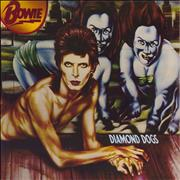 David Bowie Diamond Dogs Germany vinyl LP
