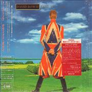 Click here for more info about 'David Bowie - Earthling - Limited Edition'