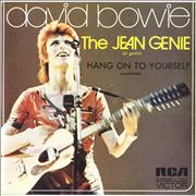 Click here for more info about 'David Bowie - El Genio'