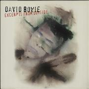 Click here for more info about 'David Bowie - Excerpts From Outside - EX'