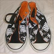 Click here for more info about 'David Bowie - Fame 90 - Converse All Stars - mint'