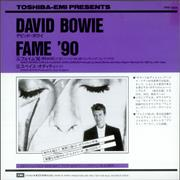 Click here for more info about 'David Bowie - Fame '90 - Mint'