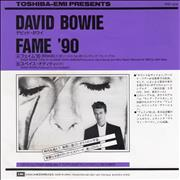 Click here for more info about 'David Bowie - Fame '90'