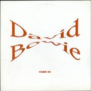 Click here for more info about 'David Bowie - Fame 90'