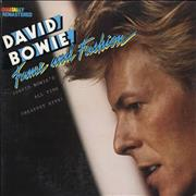 Click here for more info about 'David Bowie - Fame And Fashion - Ex'