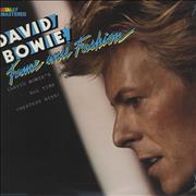 Click here for more info about 'David Bowie - Fame And Fashion - Sealed'