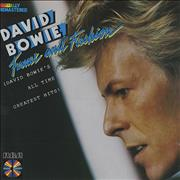 Click here for more info about 'David Bowie - Fame And Fashion - Withdrawn'