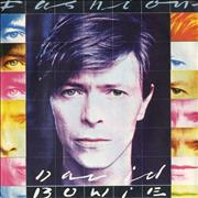 Click here for more info about 'David Bowie - Fashion - Wide + P/S'