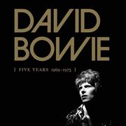Click here for more info about 'David Bowie - Five Years 1969-1973 - Sealed Box'