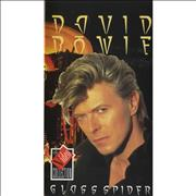 Click here for more info about 'David Bowie - Glass Spider'
