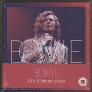 Click here for more info about 'David Bowie - Glastonbury 2000 - Sealed Box'