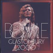 Click here for more info about 'David Bowie - Glastonbury 2000 - Misprint - Sealed'