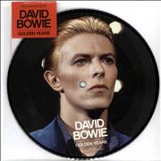 Click here for more info about 'David Bowie - Golden Years - 40th Anniversary Edition'