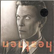 Click here for more info about 'David Bowie - Heathen - 180gram Black, White & Gray Vinyl - Sealed'