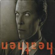 Click here for more info about 'David Bowie - Heathen - Mousemat'