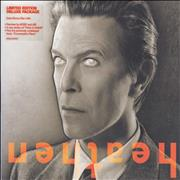 Click here for more info about 'David Bowie - Heathen'