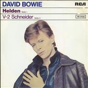 Click here for more info about 'David Bowie - Helden - EX'