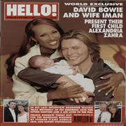 Click here for more info about 'David Bowie - Hello! - September 2000'