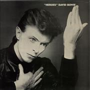 Click here for more info about 'David Bowie - Heroes - Italian Vinyl'