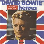Click here for more info about 'David Bowie - Heroes'