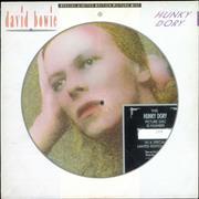 Click here for more info about 'David Bowie - Hunky Dory + Certificate'