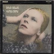 Click here for more info about 'David Bowie - Hunky Dory - 1st + Insert - VG/EX'