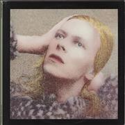 Click here for more info about 'David Bowie - Hunky Dory - Clear Vinyl'