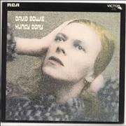 Click here for more info about 'David Bowie - Hunky Dory - Dynaflex - EX'