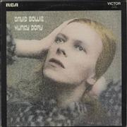 Click here for more info about 'David Bowie - Hunky Dory - Dynaflex'