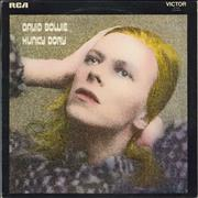 Click here for more info about 'David Bowie - Hunky Dory - Mainman - EX'