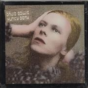 Click here for more info about 'David Bowie - Hunky Dory - stickered shrink + fan club insert'