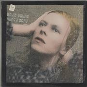 Click here for more info about 'David Bowie - Hunky Dory - stickered shrink'