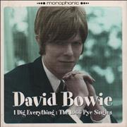 Click here for more info about 'David Bowie - I Dig Everything: The 1966 Pye Singles'